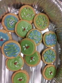 Akthar's xmas biscuits