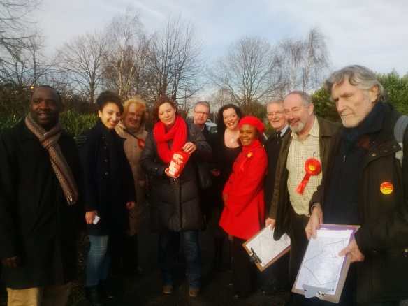 West Ham CLP in Canning Town North