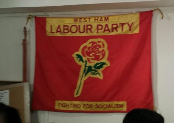West Ham banner