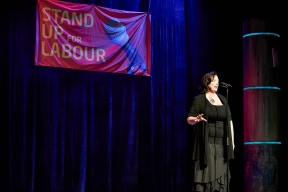 Stand Up For Labour 9th March 2015