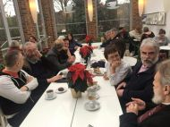 Cafe at William Morris gallery