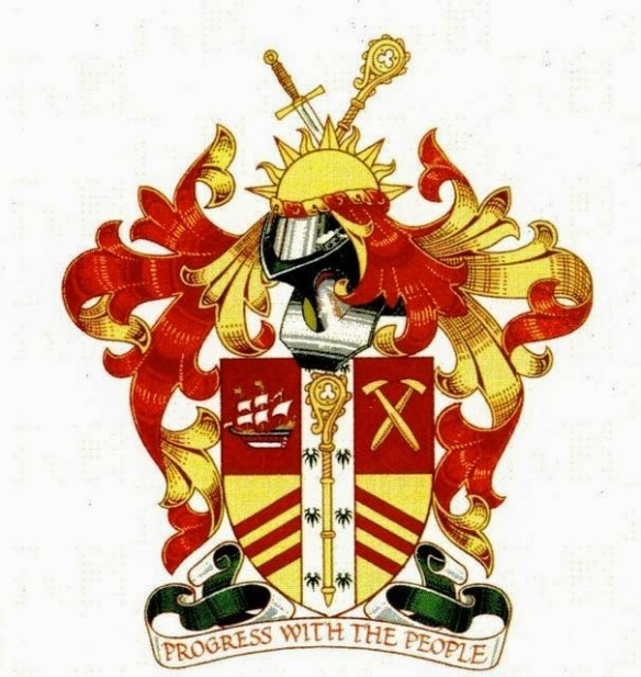Newham Council coat of Arms