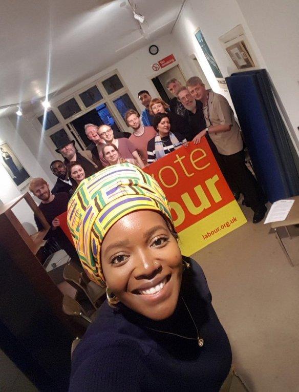 West Ham Labour Party General Election Wash up