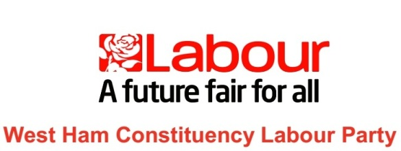 West Ham Labour Logo